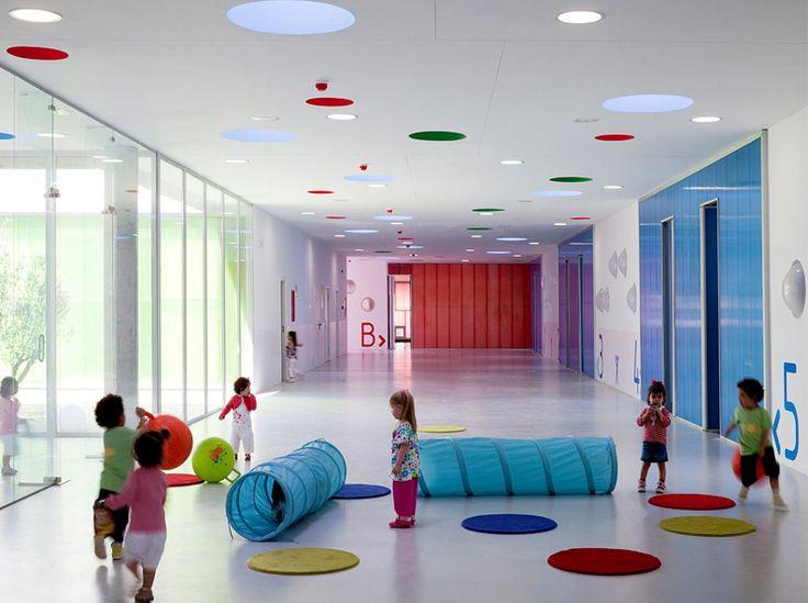 RuedaPizarro, Escuela infantil Pablo Neruda en Alcorcón