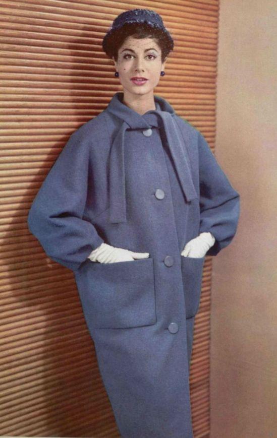 Christian Dior, 1958