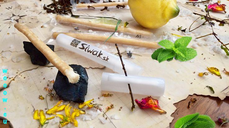 Siwak – čistí, bieli, lieči a stará sa o celkové zdravie ústnej dutiny. Má antibakteriálne pôsobenie, osviežuje dych a všetko toto zvláda pri 100% prírodnom zložení a cenovej dostupnosti.…