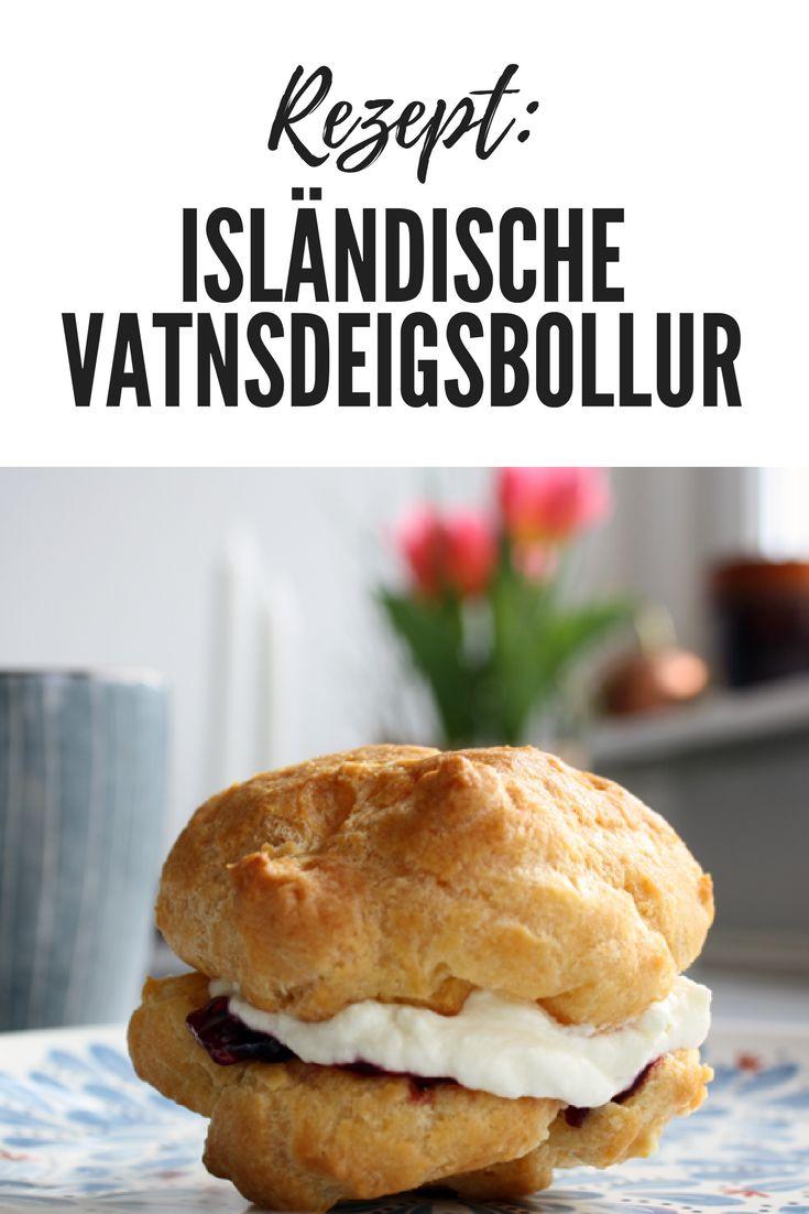 Der Rosenmontag wird in Island Bolludagur genannt. Traditionell gibt es Vatnsdeigsbollur. Eine Art Windbeutel.