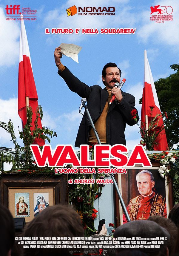 #Venezia70 - Walesa, Man of Hope: movie review