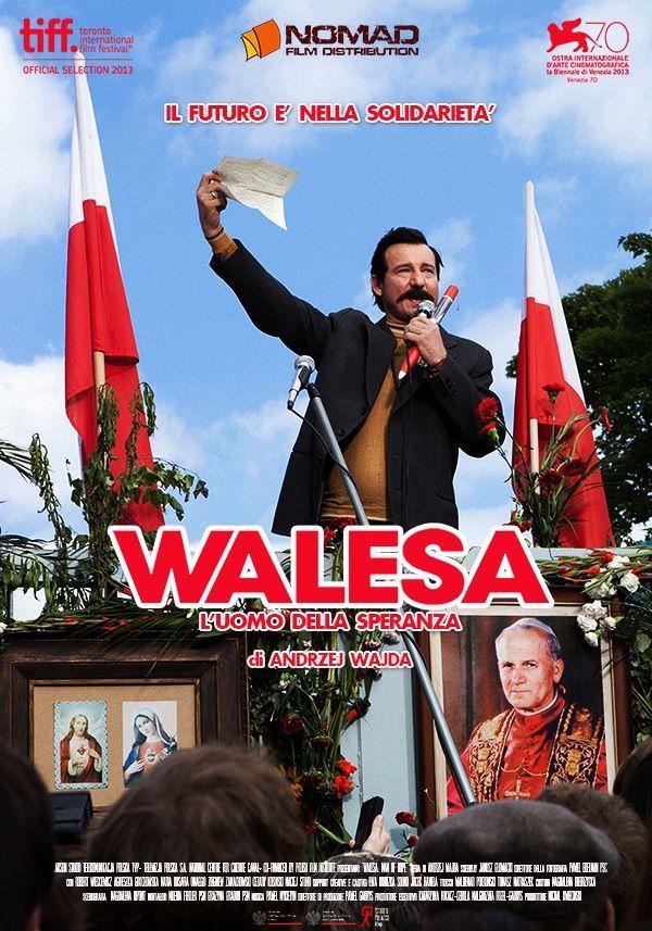 #Venezia70 - Walesa, Man of Hope: movie review