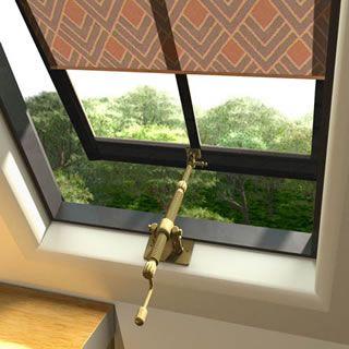Conservation Rooflight Blinds