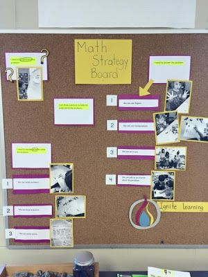 Natural Curiosity in FDK: Math Strategy Board in Action