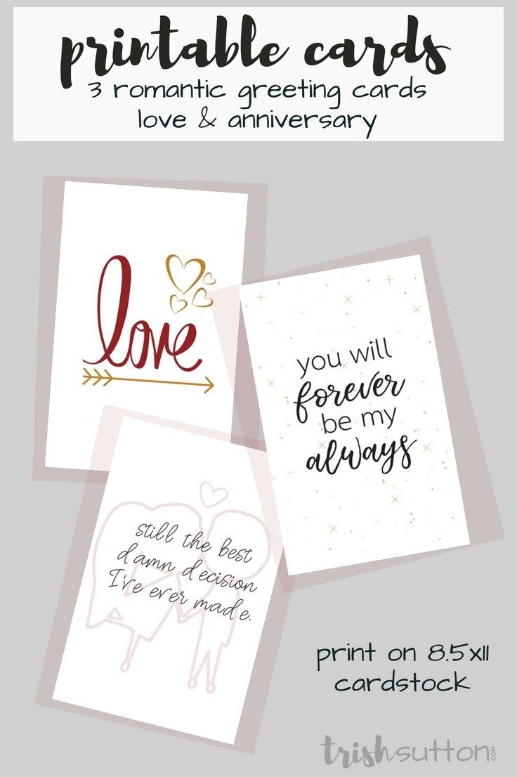 Printable Romantic Greeting Cards Everyday Love Anniversary Cards Printable Anniversary Cards Free Anniversary Cards Free Printable Anniversary Cards