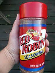 Red Robin Restaurant Copycat Recipes: Red Robin Seasoning Blend