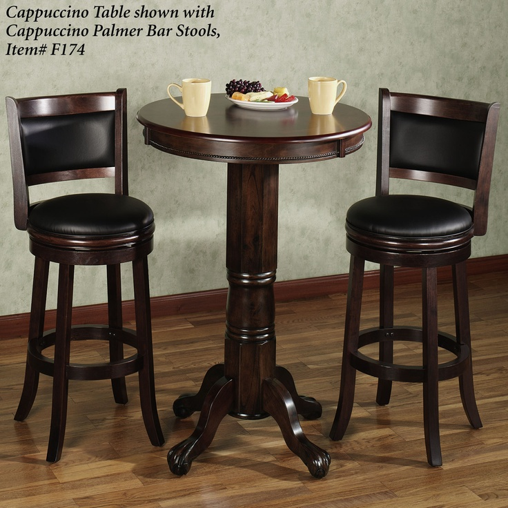 Chancery pub table for Petite table bar