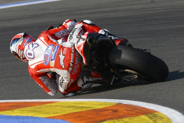 #Ducati Team riders conclude IRTA tests at #Valencia