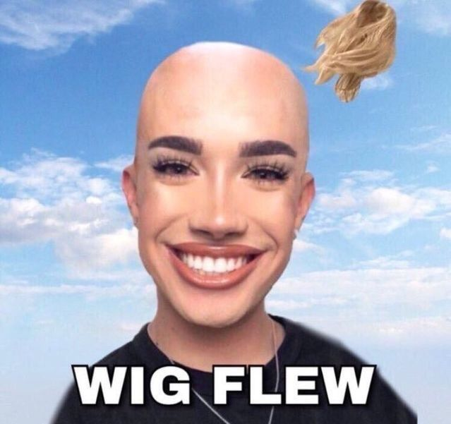 Meme James Charles And Reaction Image Really Funny Memes Charles Meme Stupid Funny Memes