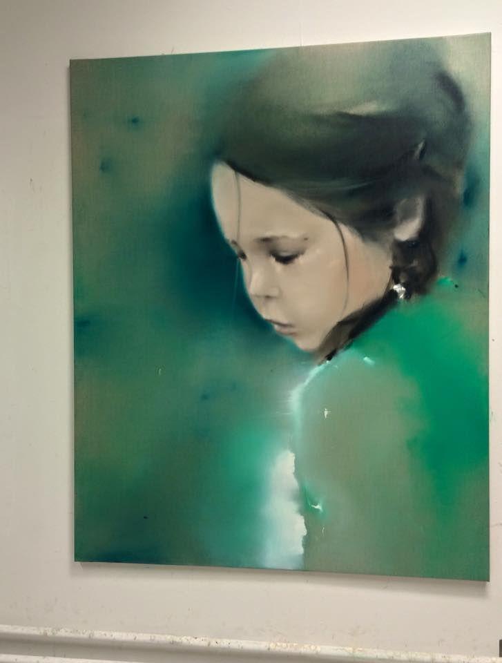 Siri Reinke Gindesgaard painting