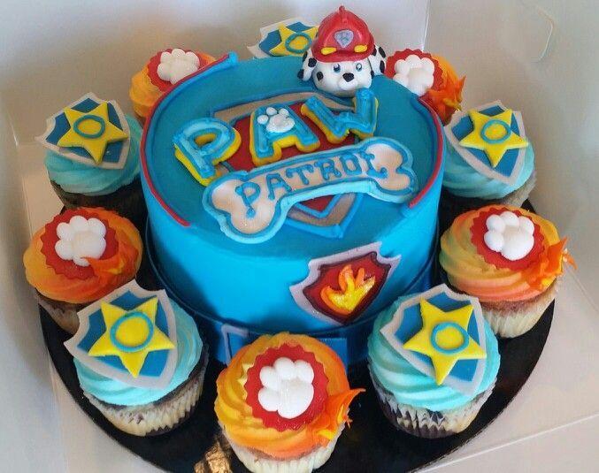Pawl Patrol Cake Images