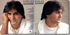 Vinil Campina: Carlos Alexandre - 1988