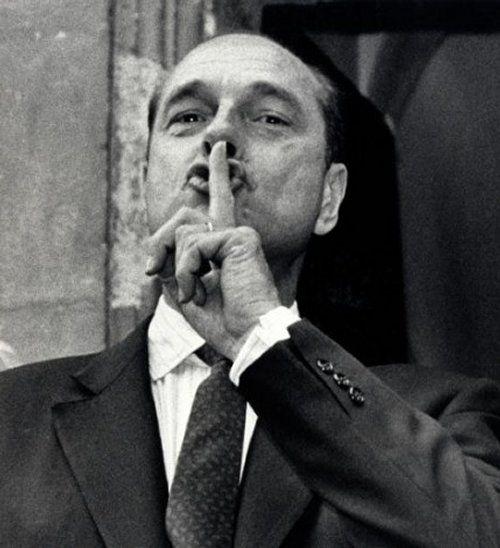 Top 38 des photos les plus cools de Jacques Chirac, un président comme on n'en fait plus | Topito