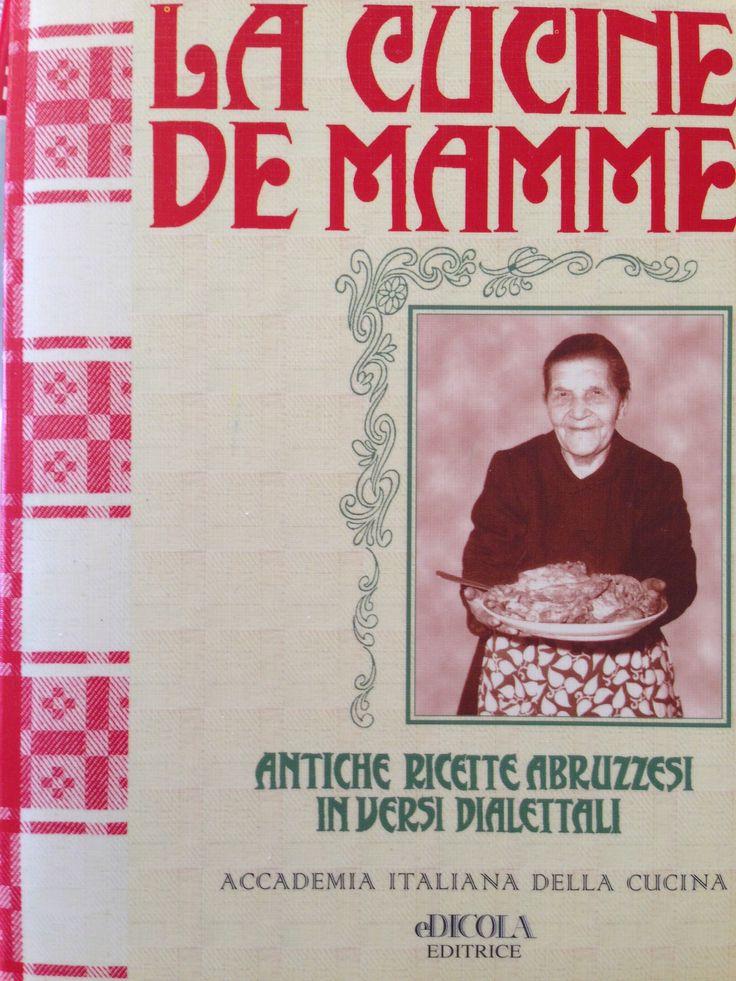 La cucina abruzzese raccontata in versi in modo amabile da Raffaele Fraticelli. Un must per gli abruzzesi