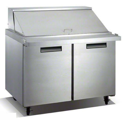 #Metalfrio (SCLM2-60) 61 Mega-Top Sandwich Salad Prep Table Product Details Metalfrio's 61in Mega-Top Sandwich/Salad Prep Table (SCLM2-60) is a spacious option f...