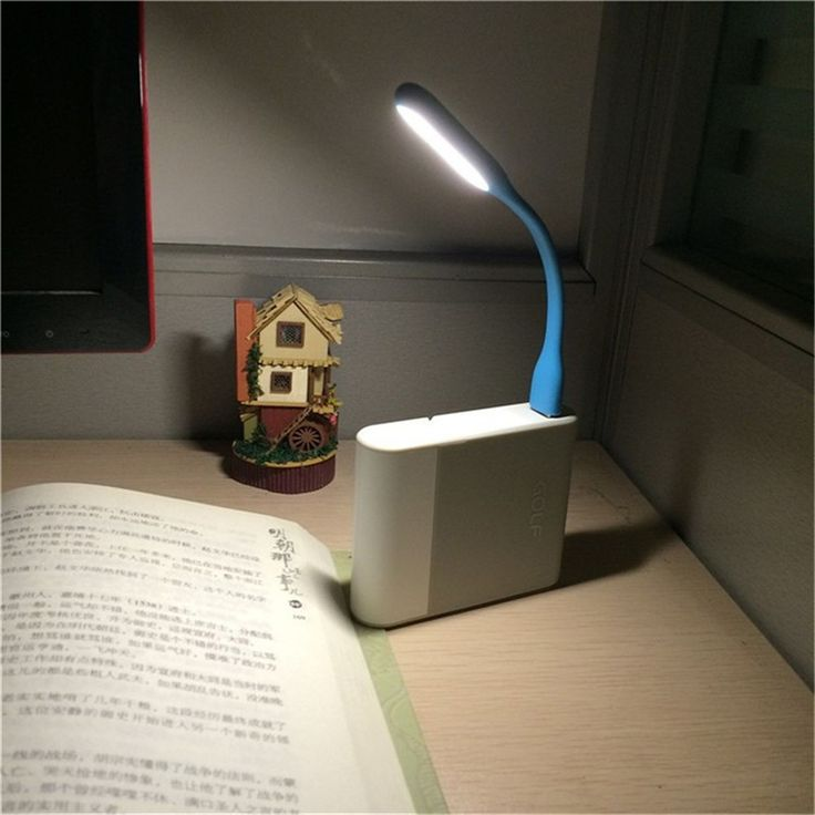 FFFAS Mini Flexible USB Led USB Light Table Lamp Gadgets usb hand lamp For Power bank PC laptop notebook Android phone OTG cable //Price: $5.99 & FREE Shipping //     #hashtag3