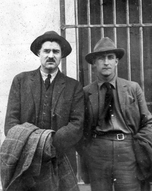 Ernest Hemingway ░ 1923