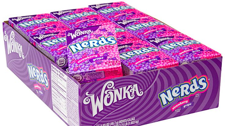 Nerds Candy: All About an American Favorite - Eater
