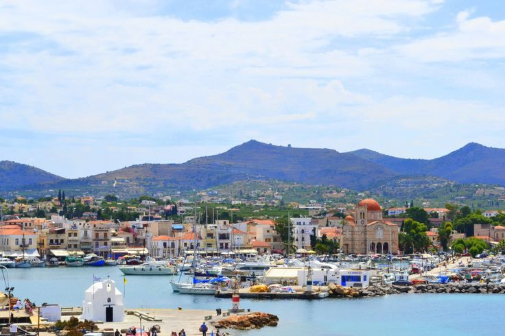 Aegina Island! A 24 Hour Athens Escape!!