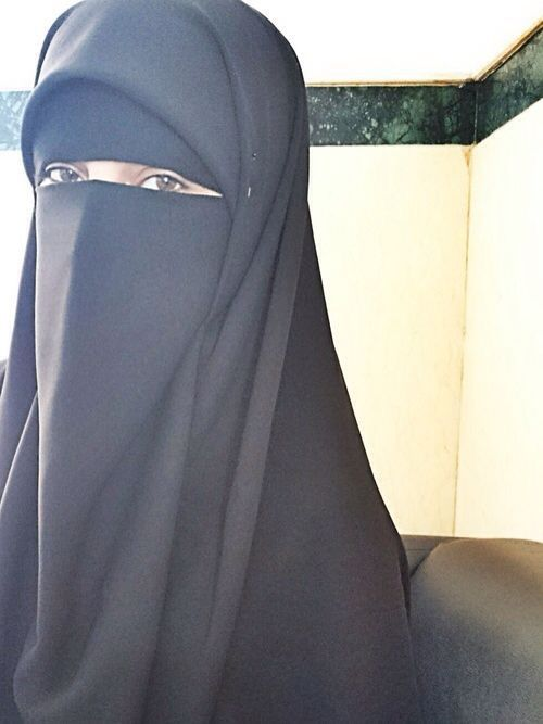 the Beauty of Hijab (+Niqab)