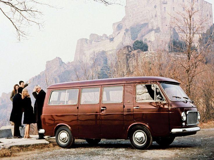 1967 Fiat 238 van