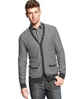 Sons Of Intrigue Sweater, Classic Cardigan
