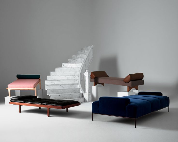Genial Modern Designers Rethink The Languid Luxury Of Daybeds, Candlesticks And  More.