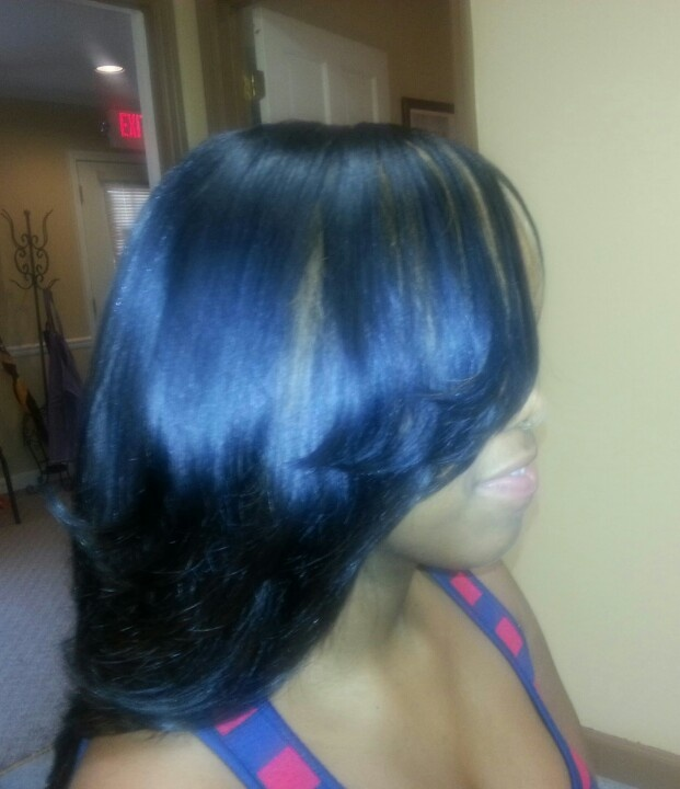 84 best images about Sew . in hairextentions on Pinterest