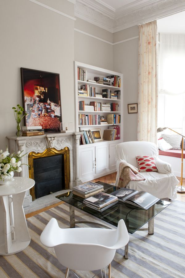 VINTAGE & CHIC: decoración vintage para tu casa · vintage home decor: El piso perfecto · The perfect apartment (by Noel Marichalar)
