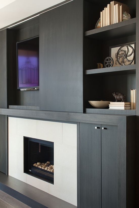 sliding door over the tv suzie kelly deck design ebony wood builtins sliding door tv cabinet tvu2026