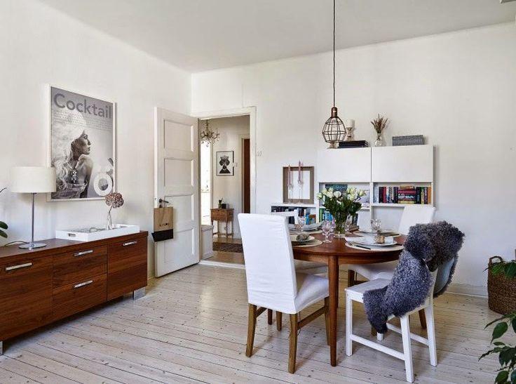 Bel intérieur dune maison confortable décoré de charme 3