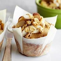 Maple Crunch Muffins