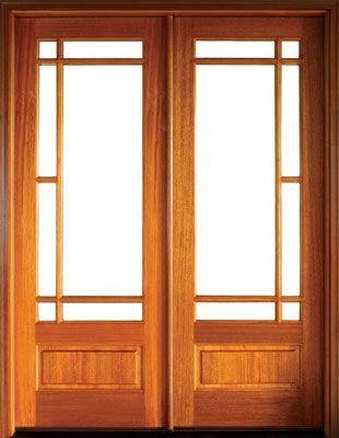 Alexandria Collection   DSA Master Crafted Doors