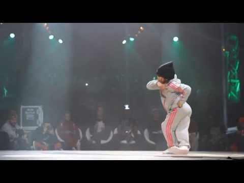 B-GIRL TERRA (6 Years Old) Vs B-BOY LEELOU (Best Version) - YouTube