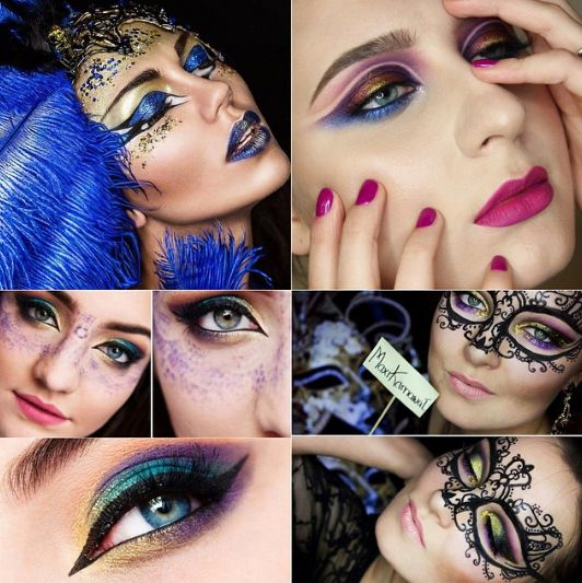 @makramakeup zwycięzcą konkursu  #MaxiKarnawał z Let's Beauty