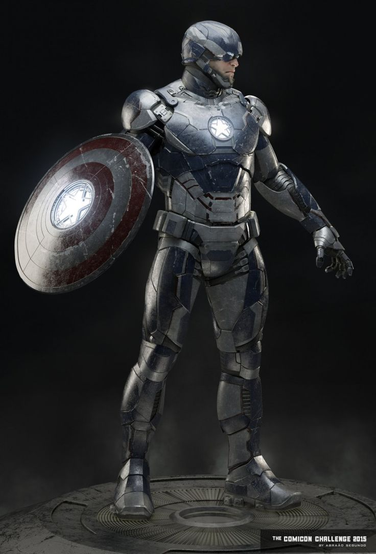 The Captain armure