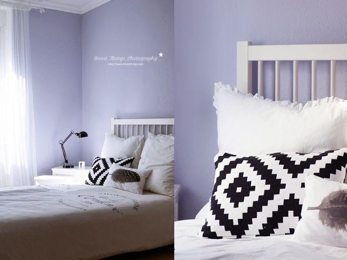 Die besten 25+ Lavendelgrau schlafzimmer Ideen auf Pinterest - schlafzimmer flieder