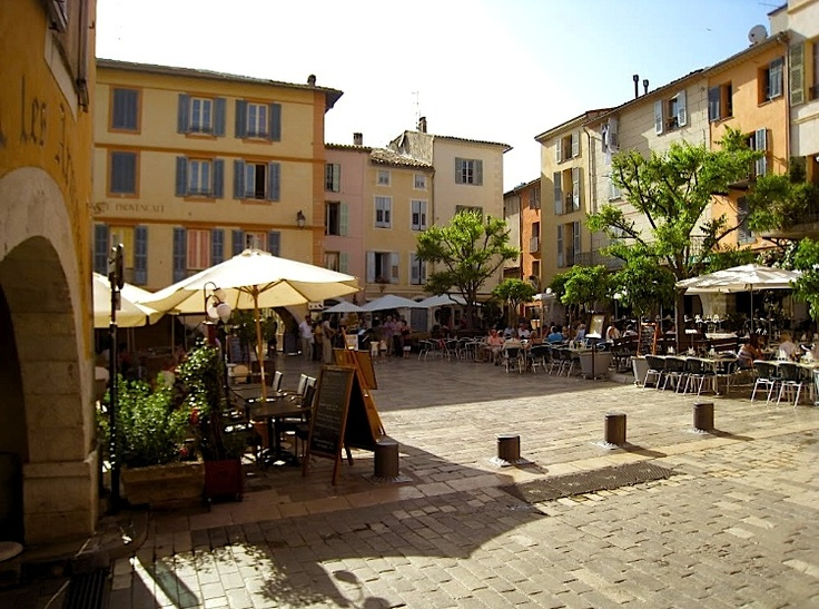 Valbonne, Provence