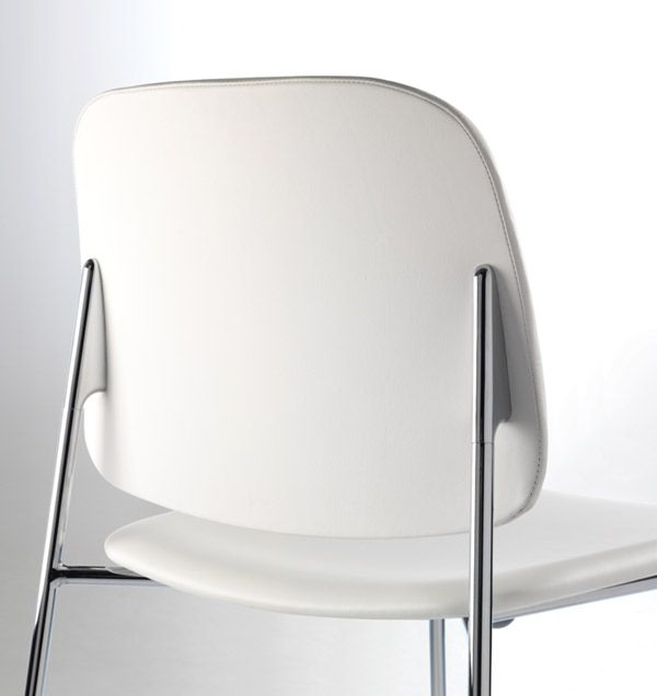 Sonar chair by lievore altherr molina for Bernhardt Design