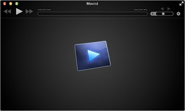 Movist app icon design by Moonhee Jung, via Behance