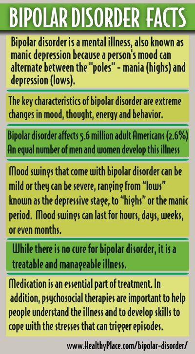 Bipolar facts THESE ARE FACTS!!
