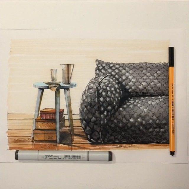 Завершил 📽 #Sketch дивана #Nuvola дизайн в современном стиле👍