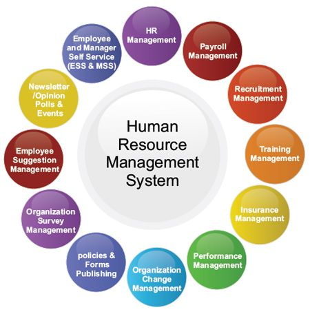human resources and hr