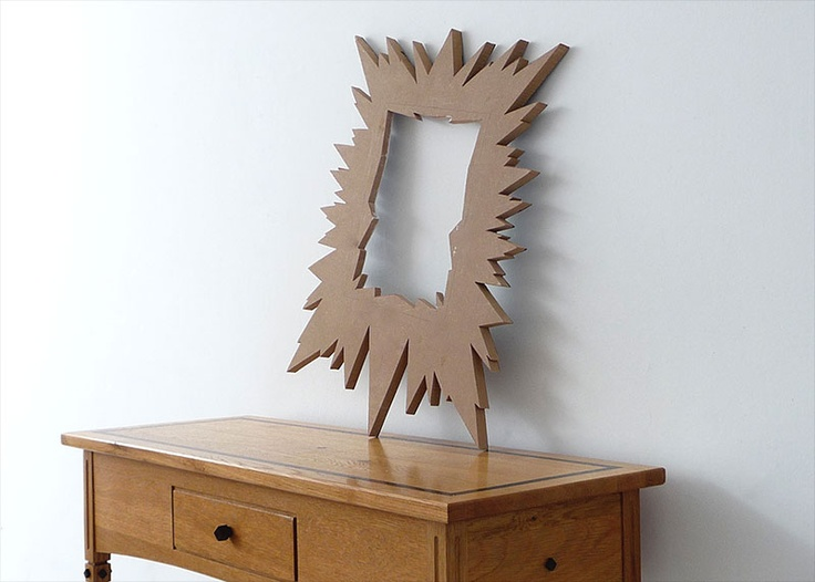 Work In Progress: New Funky Mirror Jack Frosts Mirror by @FunkyMirrors