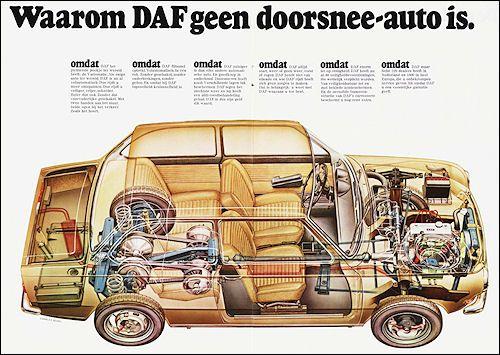 DAF 1970