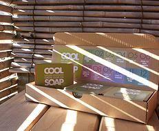 Cool Soap, natural greek olive oil soap