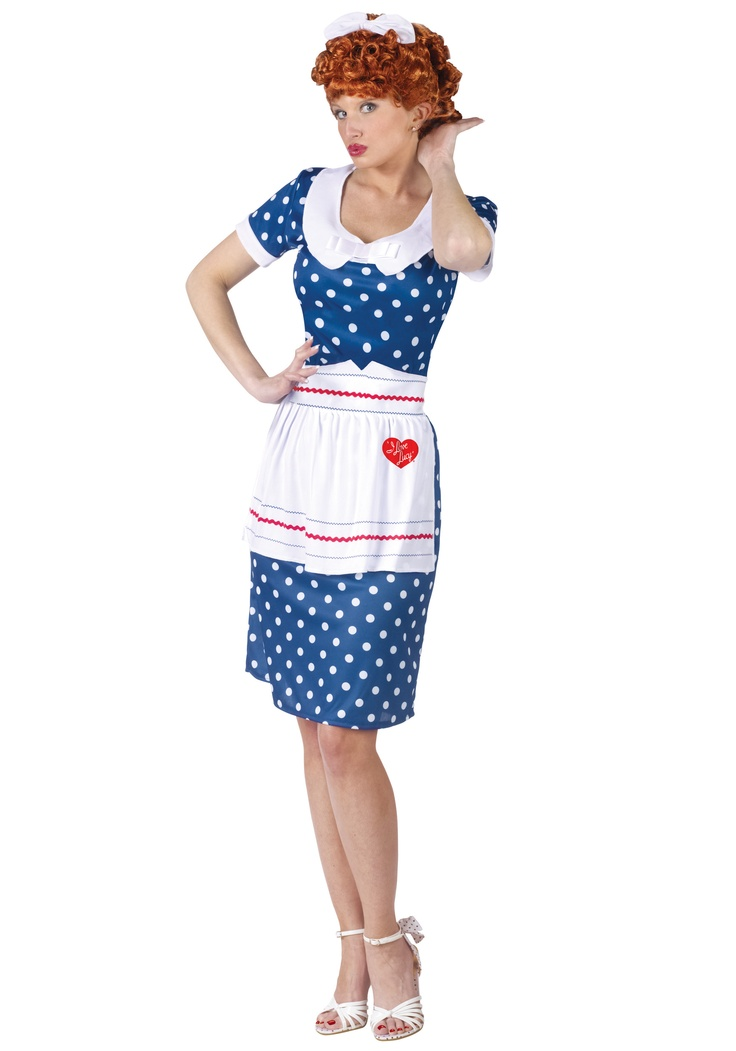 I Love Lucy Halloween costume oh yes this will work!! Chris is gonna be Ricky.