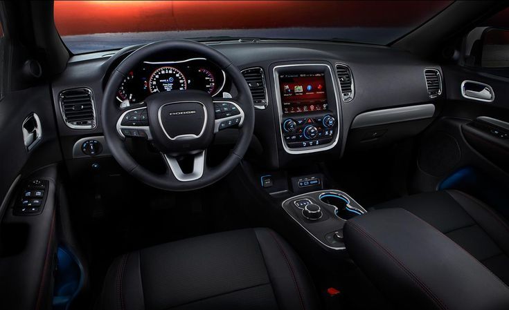 2014 Dodge Durango Citadel Interior | 2014 Dodge Durango R/T interior photo