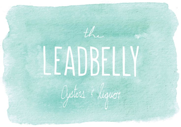 The Leadbelly >  14 Orchard Street New York, NY 10002  info@theleadbellynyc.com  (646) 596.9142