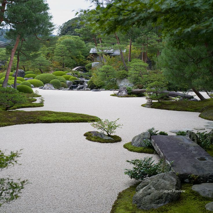 The Moss Garden, Adachi Museum of Art, Yasugi 苔庭、足立美術館、安来